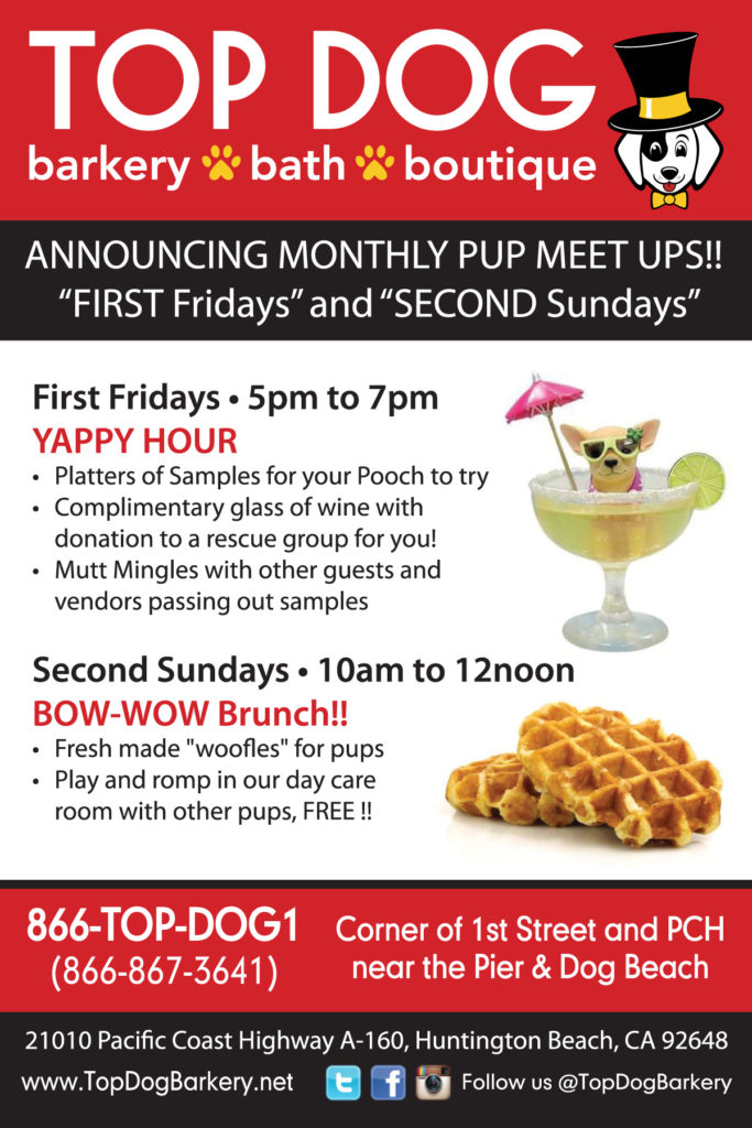 Top Dog Pup Meet Ups